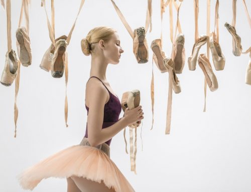 The Evolution of the Pointe Shoe – from Marie to Misty